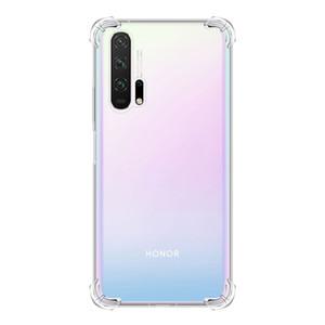Capinha Para Huawei Honor 8X / Honor 8A / Honor 9 Lite / Y6 2019 / Y5 2018 Capa traseira Transparente