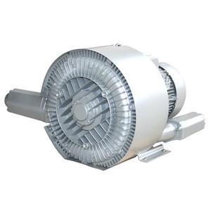 EXW 2RB420-7AH46 3HP 2.2KW 두 단계 높은 압력 / 진공 / 종이 절단 / CNC 라우터 진공 펌프 / 생선, 새우 농업용 송풍기