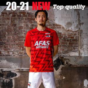 20-21 AZ Alkmaar Hauptfußball Jersey 2020 2021 DE WIT Stengs Boadu Fußballhemd AZ Alkmaar camiseta de fútbol maillot de foot camisa