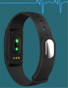 Akıllı ID107Plus İK Nabız Bilezik Monitör ID107 Artı Android iOS Akıllı İzle ID107 Için Bileklik Sağlık Spor Izleme güncelleme