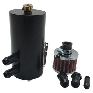 TANK / CAN W / FILTRO DE CAPTURA cilindro de aluminio MOTOR DE ACEITE de Respiración