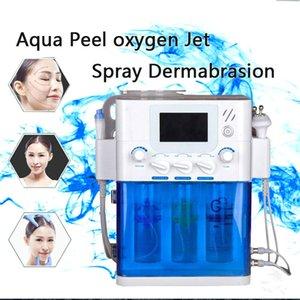 2020 Latest 3 In 1 Hydra Microdermabrasion Dermabrasion Peeling Ultrasonic Skin Rejuvenation Facial Peeling Salon Machine