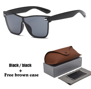 Fashion Cat Eye Sunglasses Diseñador de la marca dama mujer espejo Gafas de sol para mujeres lunettes femme quay style