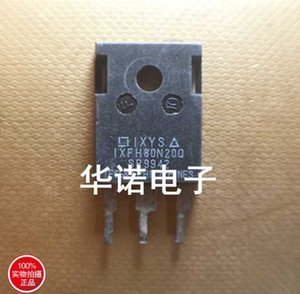 Original Used Field-Effect Transistor IXFH80N20Q MOSFET TO-247 TO-3P Test Ok