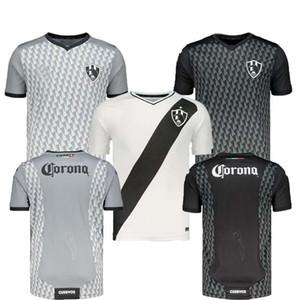 2019 2020 Мексика Club de Cuervos трикотажные изделия футбола 19 20 Liga MX club Ravens Camiseta футболка бесплатная доставка