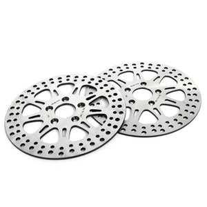 """BIKINGBOY 11.5 """" передние задние тормозные диски диски роторы для XL883H XL1000S XL1000X XR1000 XL1100H XL1200H"""