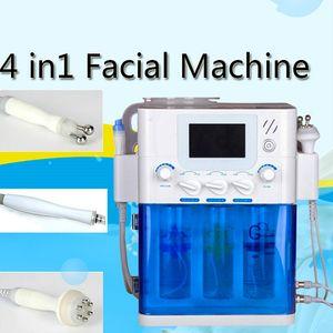 2020 agua pulverizada los dermoabrasión facial cara del diamante portátil microdermoabrasión la peladora de oxígeno facial Máquina de succión de vacío