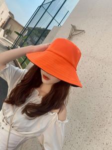 جودة عالية فور سيزونز النساء دلو قبعة عندما لا يزال لطي قبعة صياد الأسود مبيعات الشاطئ قناع للطي قبعة سوداء مستديرة