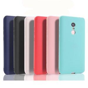 Étui souple TPU Pour Xiaomi redmi Note 7 5 4 4X cas pour Xiaomi redmi 5 Plus 6A 7A 6 K20 Pro 4A Go 3S silicone Phone Cases