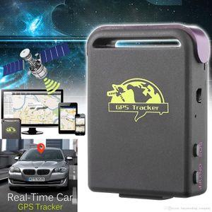 GPS Mini Spy véhicule GSM GPRS Tracker Tracking Car Locator Dispositif TK102 magnétique DHL UPS Livraison gratuite
