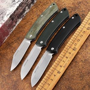 BM OEM 319s30v lama marchio G10 caccia di campeggio esterna strumento EDC tasca frutta pratico coltello pieghevole gentiluomo