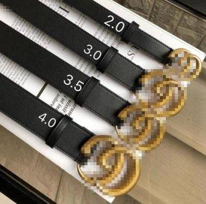 2020 SIZE 3.8CM-3.4CM-2.0CM Belts for Mens Belts Designer Belt Snake Real Leather Business Belts Women GG Buckle