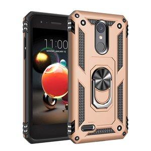 Für lg k40 stylo 5 4 aristo 3 2 moto g7 power ring magnet case hybrid rüstung defender telefon abdeckung für samsung a20 a10e s10 5g