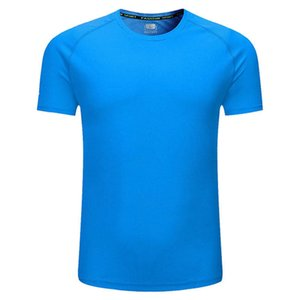 54-Men women short sleeve golf table tennis shirts gym sport clothing badminton shirt outdoor running t-shirt sportswear quick dry