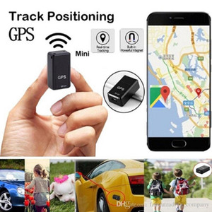 GF07 Mini Car GPS Tracker Auto GF07 Tracking Device Magnetic para o veículo / carro / pessoa / localizador GPS cão