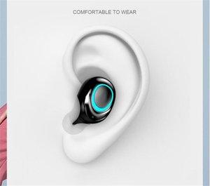 F9 G6 TWS 5.0 auricolari Bluetooth compresi altoparlante portatile stereo di HD senza fili delle cuffie, Noise Cancelling Gioco Sport Auricolare # OU539