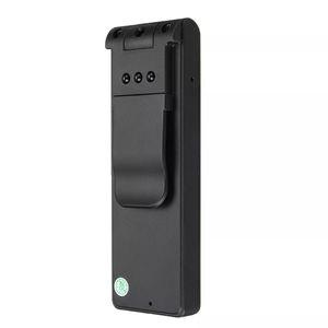 HD 1080P الشرطة الجسم طية صدر السترة البالية مسجل فيديو كاميرا DVR IR ليلة القلم 8 ساعات كاميرا