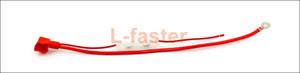 Parti Electric Vehicle elettrico sistema di controllo 10A del fusibile per la bici elettrica fusibile 10A Per batterie per moto electrocircuit 10A Fuze