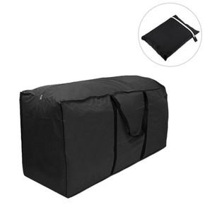 Impermeabile protegge la copertura in poliestere immagazzinaggio sacchetto multifunzionale Cuscino bagagli 1Pc Outdoor Patio Furniture Chaise Albero di Natale