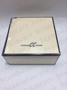 Cushion CC Cream New Face Powder in polvere Touch Foundation Glow Gel Touch Foundation idratante naturale Spedizione gratuita