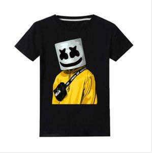 2020 Новый каждый день! Marshmello DJ music pure cotton детская футболка производитель детской одежды