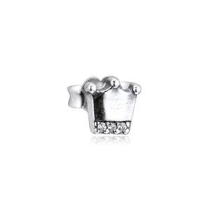 2019 ME مجموعتي ولي احدة مربط القرط 925 فضة مجوهرات أقراط الجديد أزياء نسائية المجوهرات الراقية 298553C01