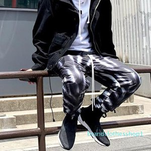 2020 FEAR OF GOD All Over Print Pants FOG Track Pants Fashion Skateboard Street Casual Trousers Sport Breathable best promotion