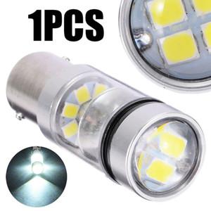 New Arrival 1pc 100W 1156 S25 P21W BA15S LED Backup Reverse Light Lamp Bulb White Auto Car Lights
