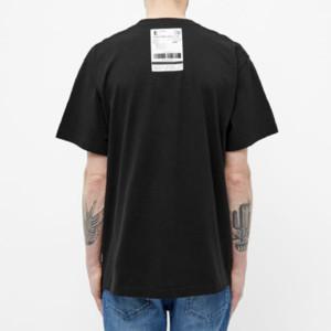 2020SS VT Logo Letter Printed Tee Simple Solid Color T-Shirt Men Women High Street Skateboard Casual Short Sleeves Summer