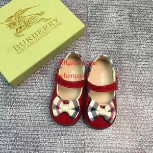 2019 Bebê menina todder Sapatos Com Os Pés Descalços Ties Infantil Primeiras Walker Dobras Chiffon Flor Fotografia Adereços guc-120