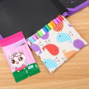 انقر نقرا مزدوجا الجانب لوحة رسم كيد الكتابة ألعاب تعليمية بابيس رسم الحامل لوحات الأطفال ممارسة لعبة ذكاء LXL861Q-1