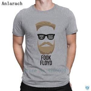Estilo Verão Fook Floyd Camiseta Família Anti-rugas agradável T-shirt For Men HipHop Tops Euro Tamanho S-3XL Designing Anlarach normal