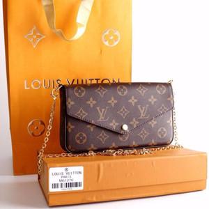 2019 новые сумки кошельки сумки мода Женщины сумки на ремне качество сумка размер 21*11*2 модель 61276 cm с box0