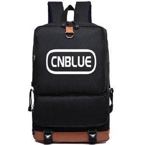 Cnblue рюкзак кодовое название Синий Jung Yong Hwa день пакет рок-группа мешок школы Музыка packsack рюкзак Спорт школьный открытый рюкзак
