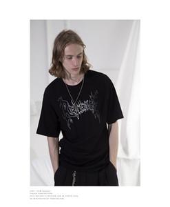Rappeur Hip Hop Bad Vibes Hommes Femmes Noir T-Shirts XXXTENTACION REVENGE Imprimer Streetwear Été T-Shirts Design Hommes Hauts T-shirts