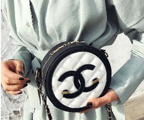 Eğlence Joker sevimli eğimli tek peluş kadın çantası akını sevimli canavar peluş çörekler mini zincir omuz çapraz paket A13