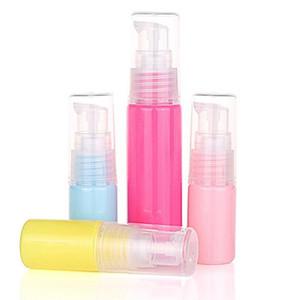 Силикон многоразового использования Портативный мини пустой косметический контейнер духи путешественник упаковка бутылка пресс бутылка для лосьона шампунь ванна 8 шт.