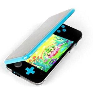 Обложка приставкам Protector чехол Clear Защитные Мягкий чехол Gamepad Защитная крышка Shell кожи для Nintendo Новый 2DS XL LL