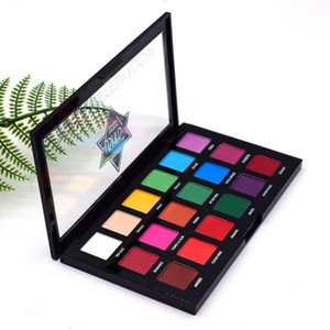 1pcs Mineral Glitter Eye Shadow Pigment Waterproof Pallete Long Lasting Nude Matte Eyeshadow Powder Makeup Palette Cosmetics