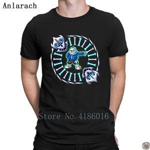 Megalovania T-shirts de marque Designs T-shirt unisexe normal pour les hommes taille plus classique Anlarach Tee top