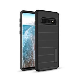 Pour Samsung S20 Ultra S10E 5G S9 S8 S7 S5 S6 bord Note 10 plus Pro 9 8 Anti Sweat amortissante de protection Phone Case Cover