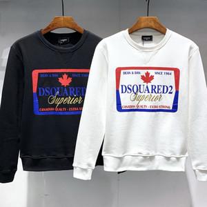 2019 automne et hiver nouvelle chemise de sport décontractée chandail haut de gamme pour hommes pull rond sans capuche pull tendance hip hop Sweat DS260