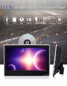 """سيارة دي في دي لاعب HDMI Eincar IR Ultra 11.6 """"الرأس المزدوج الرقمي و + رقيقة مع مراقب منفذ التحكم عن بعد المجاني headrest headphones kfblt"""