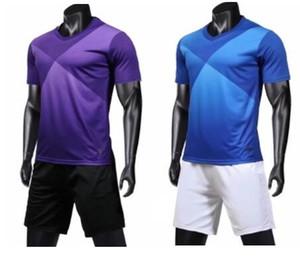 2019 para hombre de fútbol jerseys Diseño Online Shop Personalidad Jersey fija populares de encargo del fútbol, camisetas y prendas de vestir con pantalones cortos Uniformes