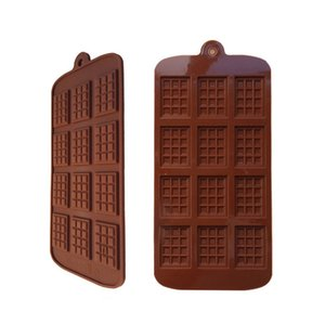 Chocolate Molds Baking Equipment and Accessories Cake Molds High Quality Square Eco-Friendly Silicone Mold Silicone DIY