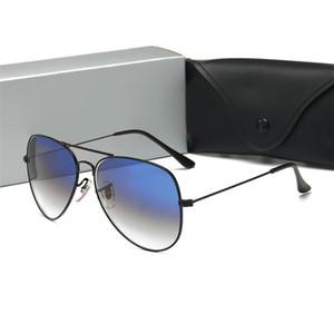 дизайнер солнцезащитных очков Мужчины Марка очки для женщин Wayfarer Классический люксовый UV защиты солнцезащитные очки wome