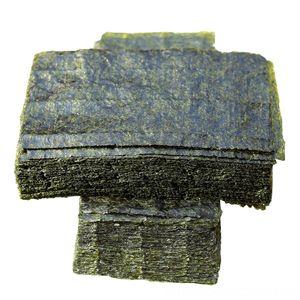 50-100pcs Algen Großhandel AAA-Qualität, Dunkel Andere Küche, Esszimmer Bar Küche, Esszimmer Bar grün Secondary Backen Nori Sushi algues, zu