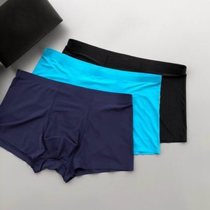 2020 new arrival hot sale high quality cotton man briefs man Boxer shorts size L-XXXL available more than 10 pcs DHL free shipping
