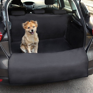 Asiento impermeable coche del animal doméstico del perro de la cubierta Bench Seat Mat Mascotas Perro accesorios de viaje no Slip hamaca al aire libre Manta perro Mats Covers Y200330