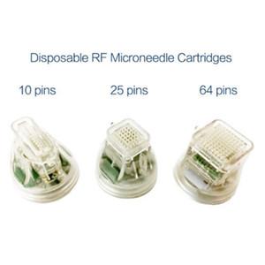 Einweg-Ersatzkopf Goldpatrone Fractional RF Mikronadel Mikronadel Micro-Nadel-Maschine Patronen Tipps Ersatzteile
